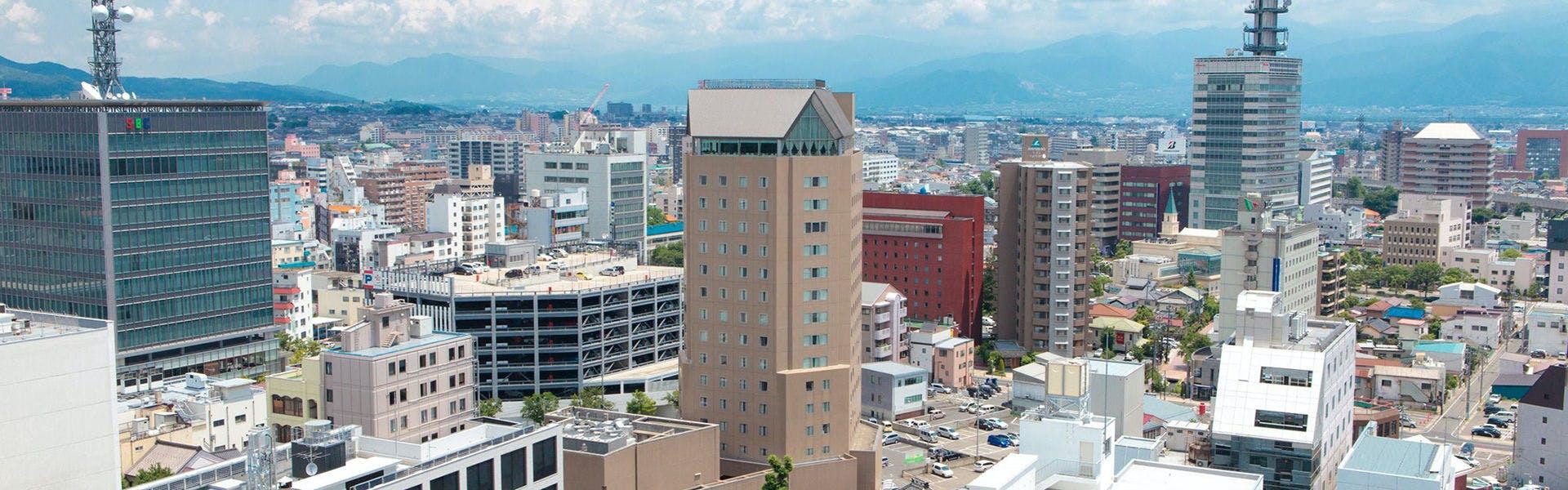 長野市のおすすめビジネスホテル 11選 宿泊予約は [一休.com]