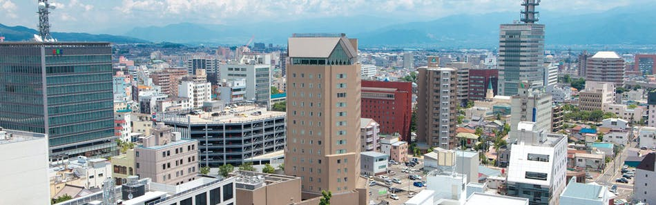 ホテルJALシティ長野