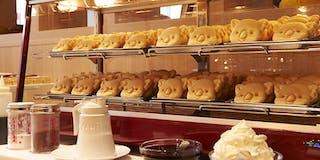 朝から笑顔になれる。メープル香るコアラのマーチパンケーキ