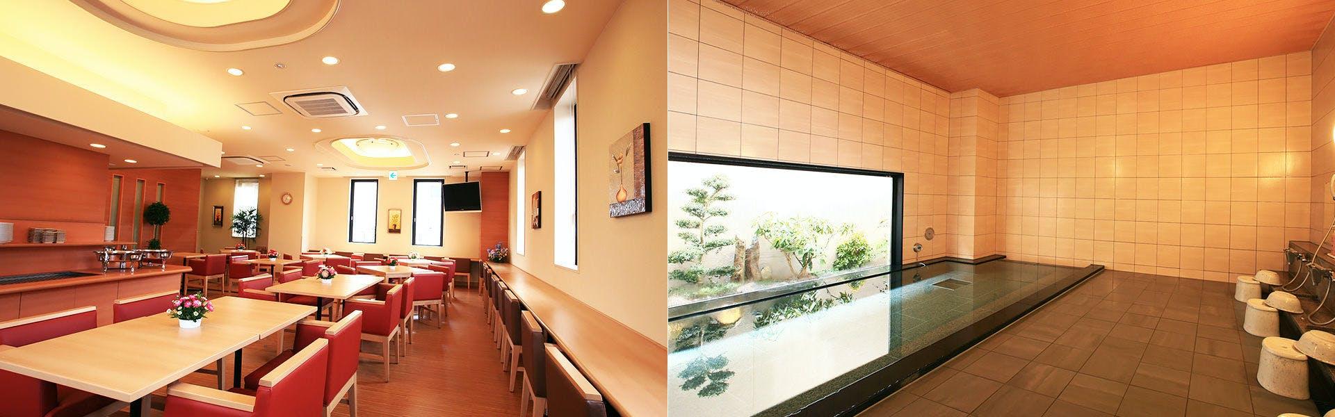 レストラン / お風呂