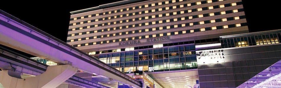 JR九州ステーションホテル小倉