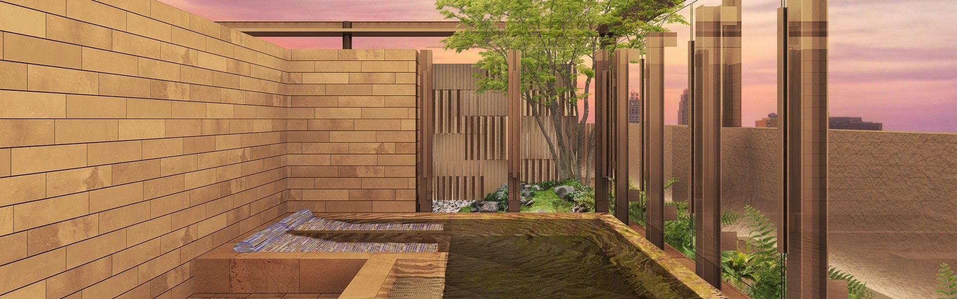 大浴場(外風呂)