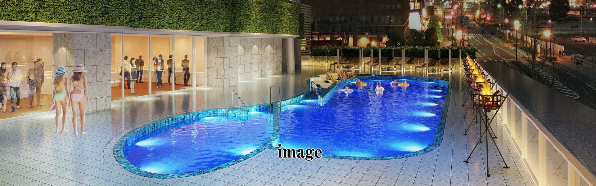 プール一例