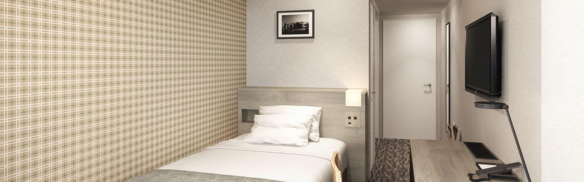 Confort Single (Semi Double) Room