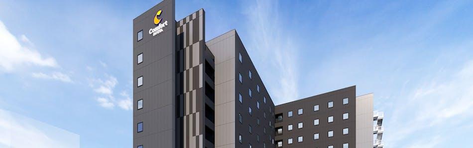 コンフォートホテル名古屋金山