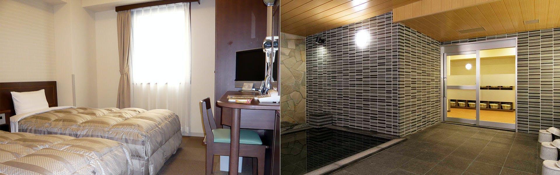 お部屋 / お風呂