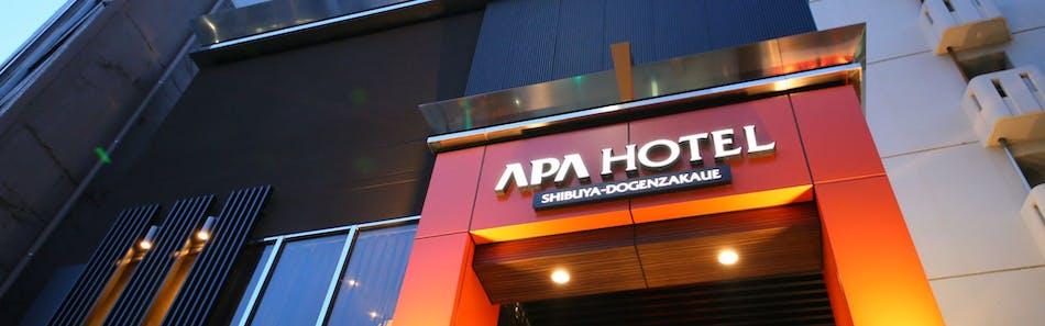 アパホテル〈渋谷道玄坂上〉