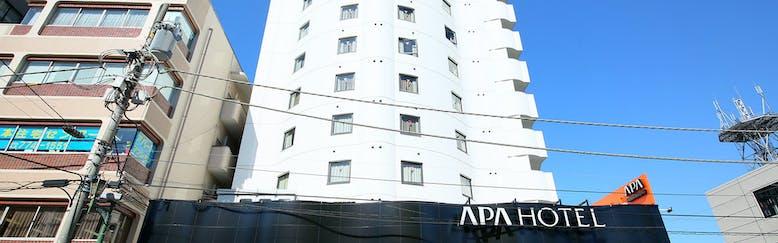 アパホテル〈相模原 橋本駅前〉