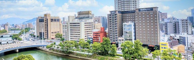 アパホテル〈広島駅前大橋〉
