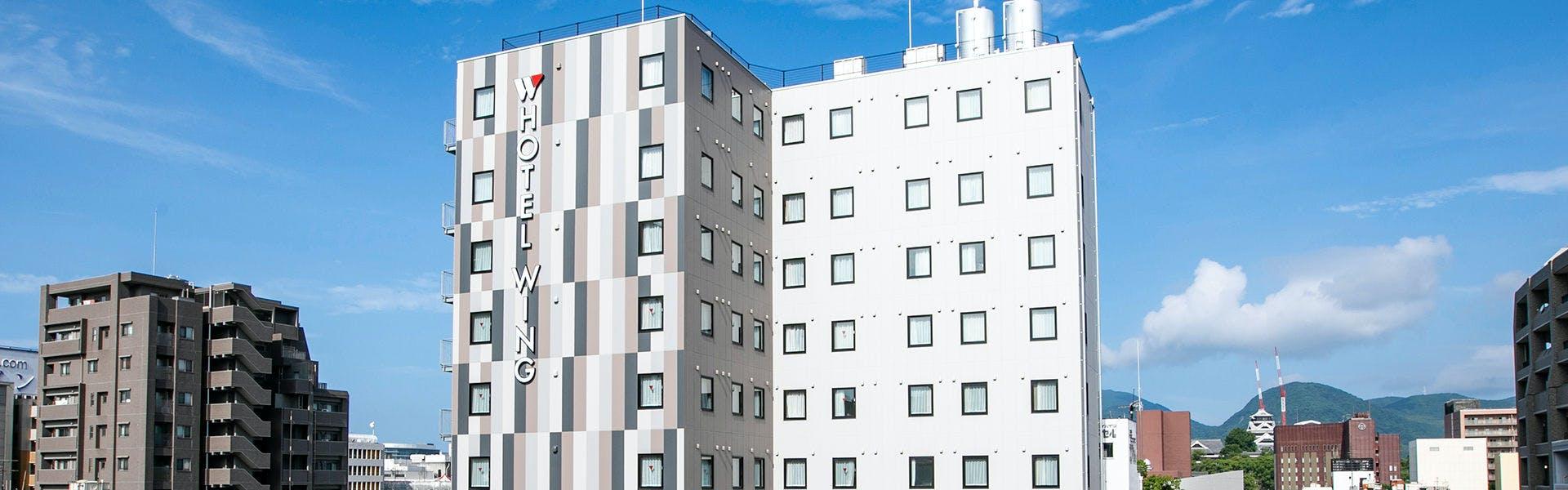 記念日におすすめのホテル・ホテルウィングインターナショナルセレクト熊本の写真1