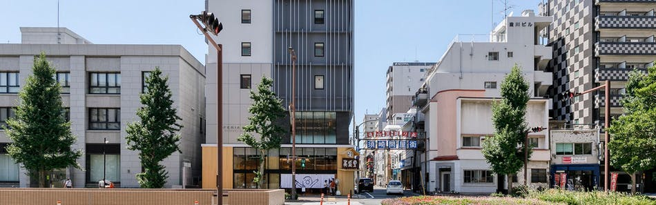 エスペリアホテル福岡中洲