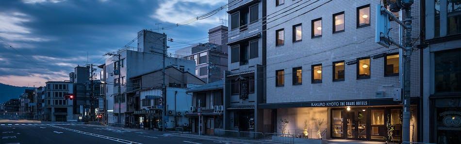 RAKURO 京都 by THE SHARE HOTELS
