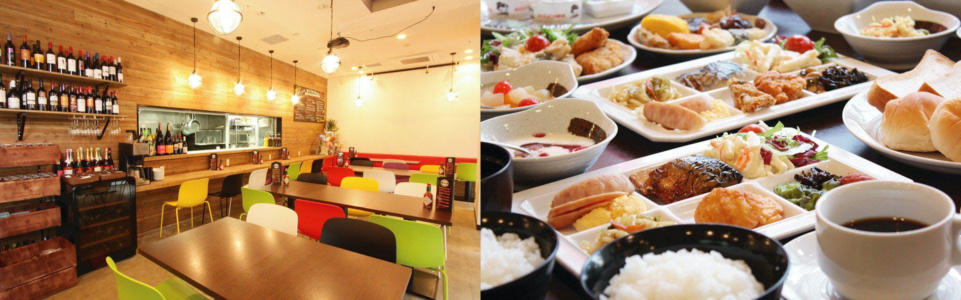 レストラン/朝食