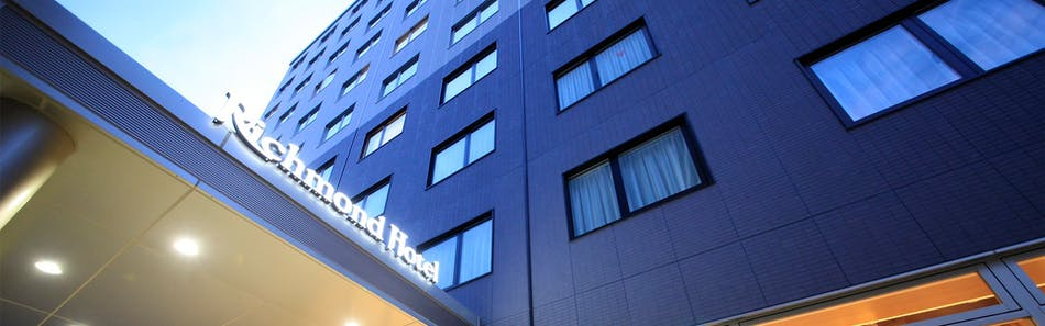 リッチモンドホテル名古屋新幹線口