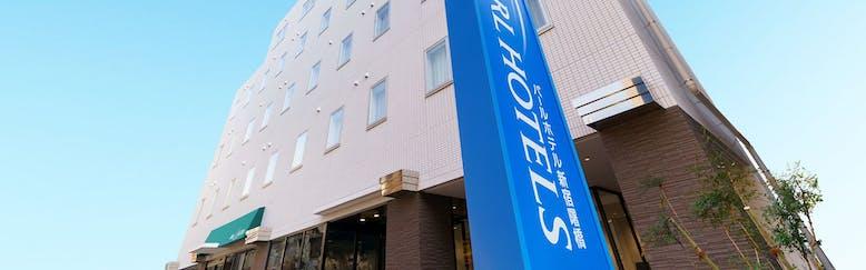 パールホテル新宿曙橋