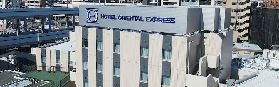 ホテル オリエンタル エクスプレス 東京蒲田