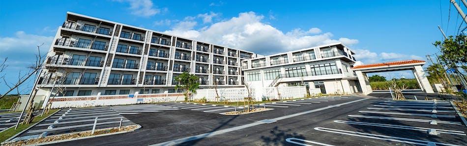 ホテル・トリフィート 宮古島リゾート