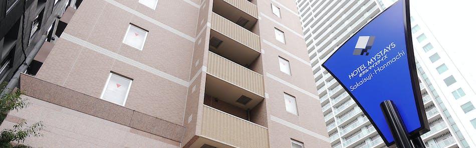 ホテルマイステイズ堺筋本町