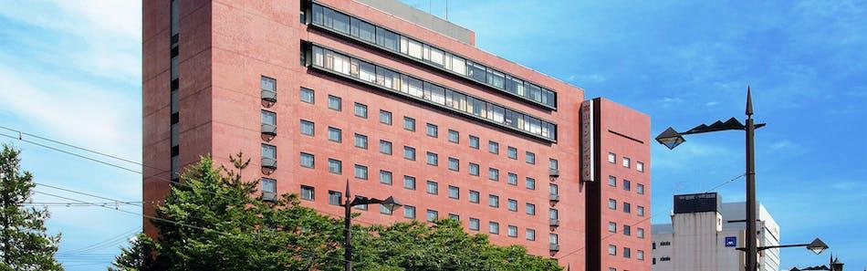 富山マンテンホテル(マンテンホテルチェーン)