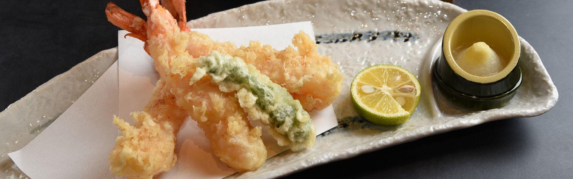天ぷら・割烹 つかごし