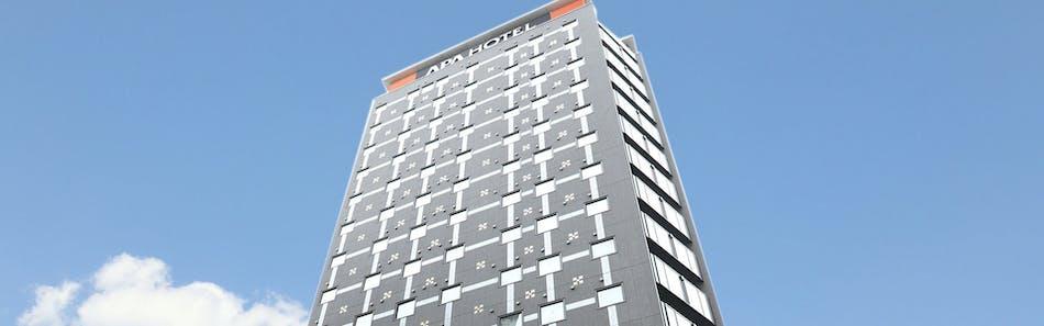 アパホテル〈新宿 歌舞伎町中央〉