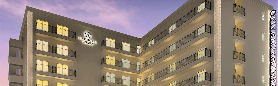 FIVE HOTEL OSAKA