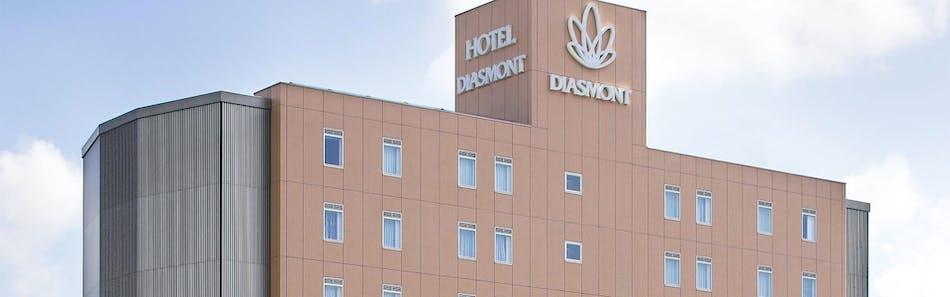 ホテルディアモント新潟西