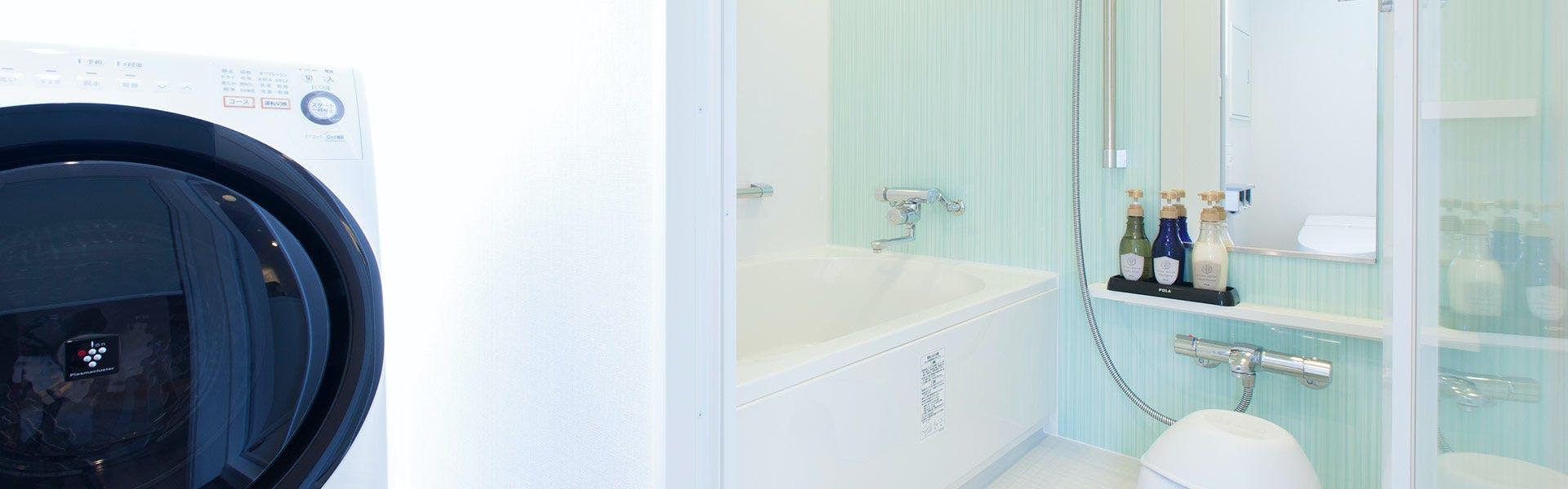 バスルーム(コンフォートダブル横)