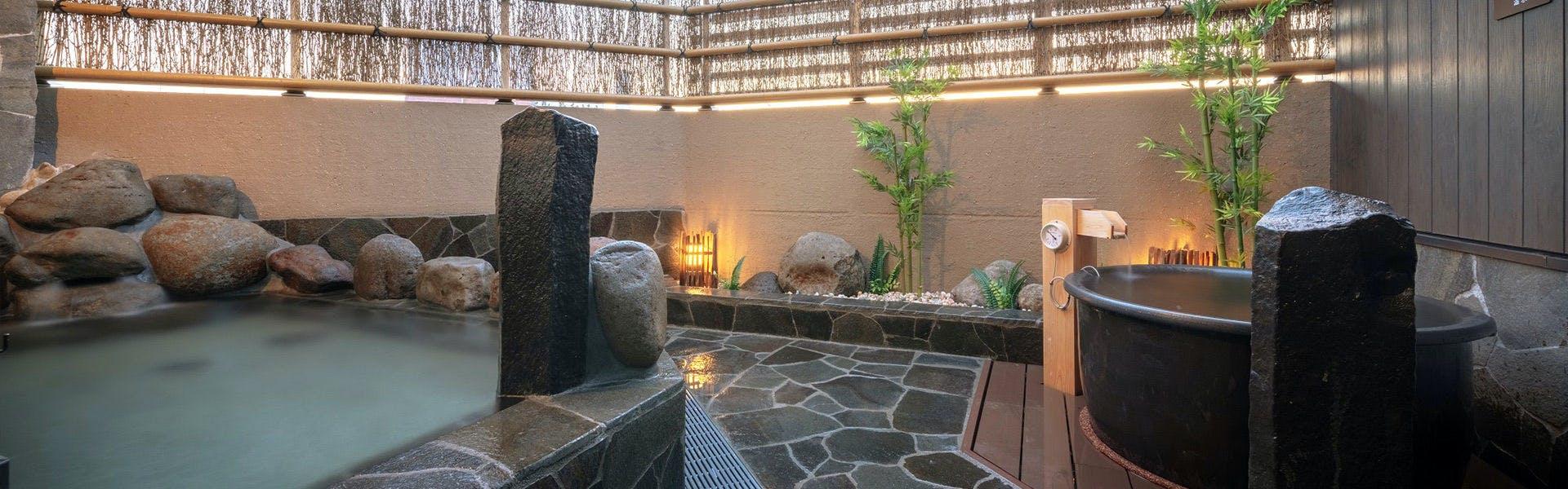 記念日におすすめのホテル・【天然温泉 さんさの湯 ドーミーイン盛岡】の写真2