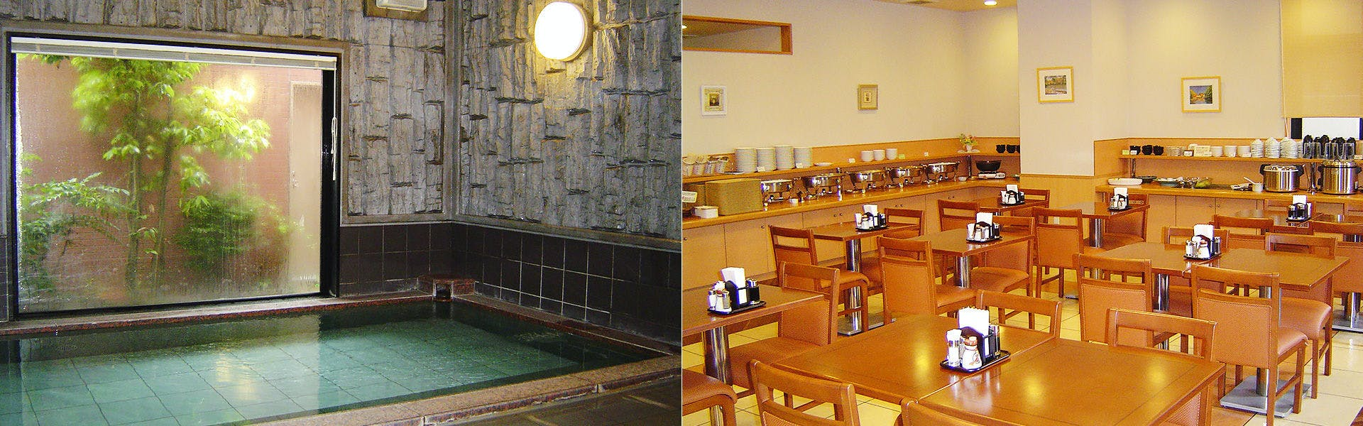お風呂 / レストラン