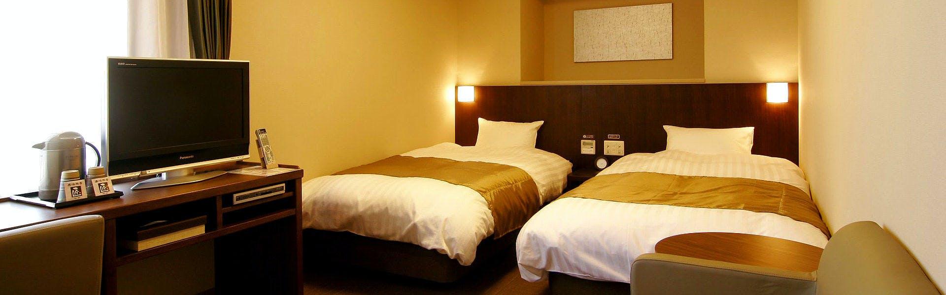 記念日におすすめのホテル・天然温泉 六花の湯 ドーミーイン熊本の写真1