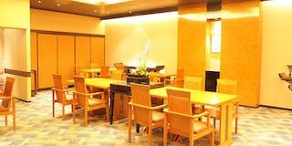 日本料理 おばな 店内