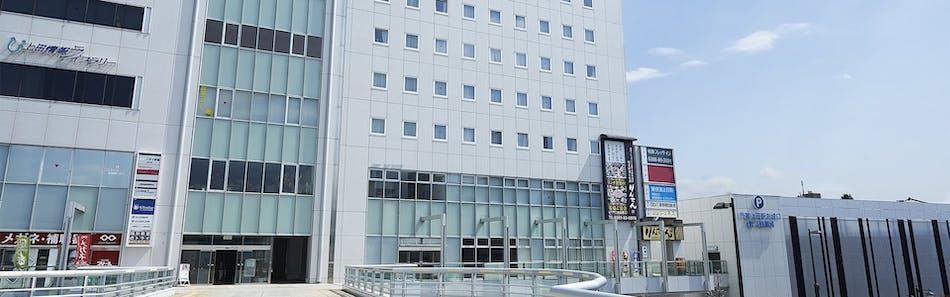 相鉄フレッサイン長野上田駅前