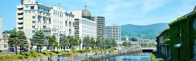 ホテルソニア小樽(天然温泉 小樽運河の湯)