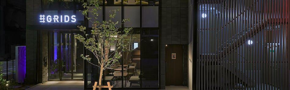 グリッズプレミアムホテル大阪なんば