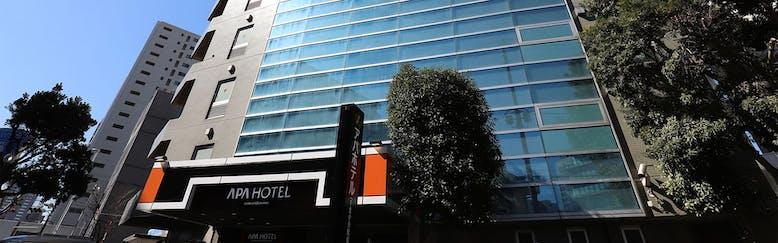 アパホテル〈千葉中央駅前〉