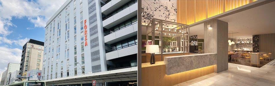 ホテルフォルツァ京都四条河原町
