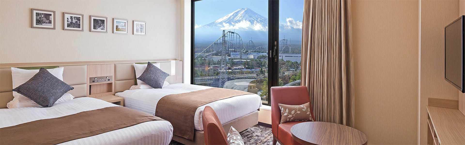 ホテルマイステイズ富士山 展望温泉