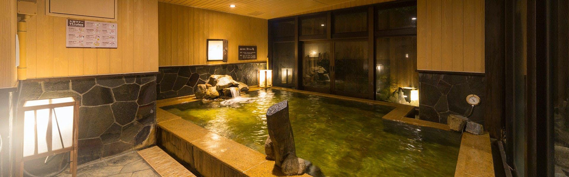 記念日におすすめのホテル・亀島川温泉 新川の湯 ドーミーイン東京八丁堀の写真1