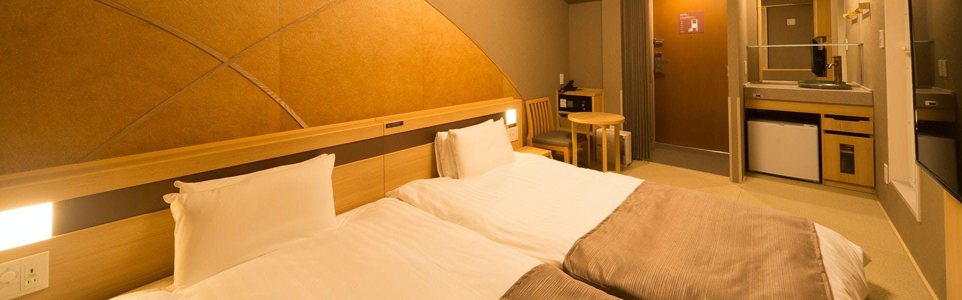 記念日におすすめのホテル・亀島川温泉 新川の湯 ドーミーイン東京八丁堀の写真3