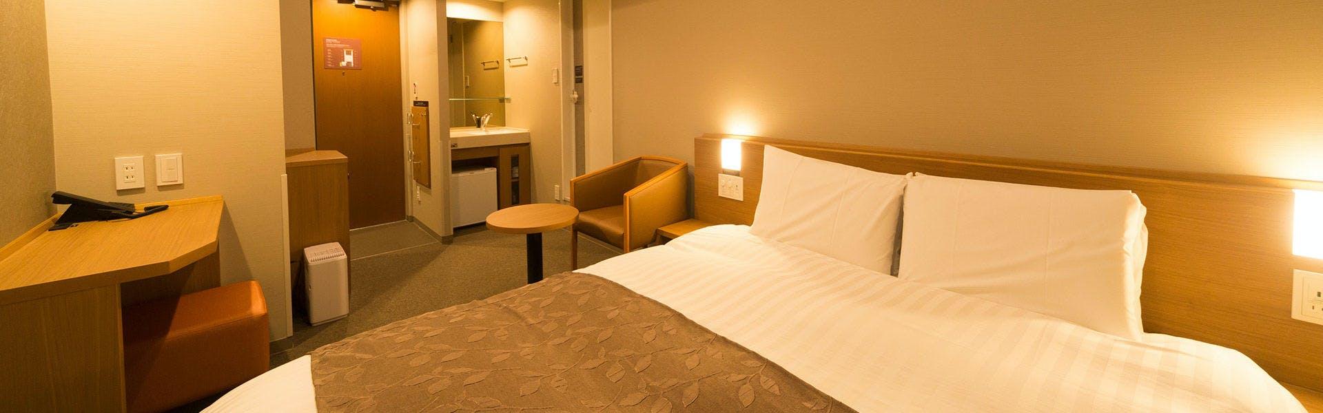記念日におすすめのホテル・亀島川温泉 新川の湯 ドーミーイン東京八丁堀の写真2