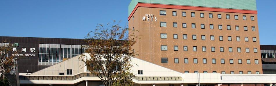 JR東日本ホテルメッツ 長岡