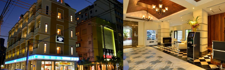 KARIYUSHI LCH.Izumizaki 県庁前