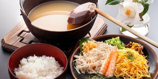 HANAN CAFE 鶏飯セット