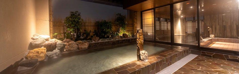 天然温泉 扇浜の湯 ドーミーイン川崎