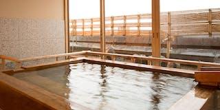 露天風呂付き客室 貴賓室
