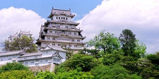 世界遺産姫路城
