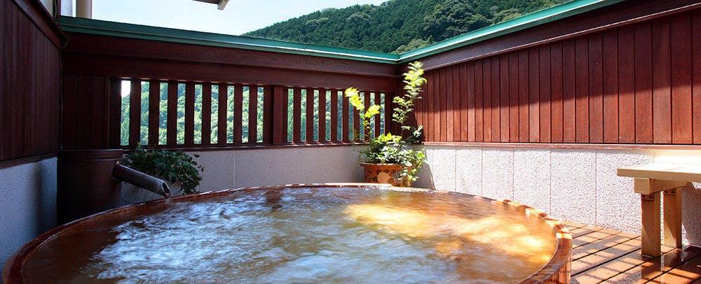 露天風呂【雪枝の湯】