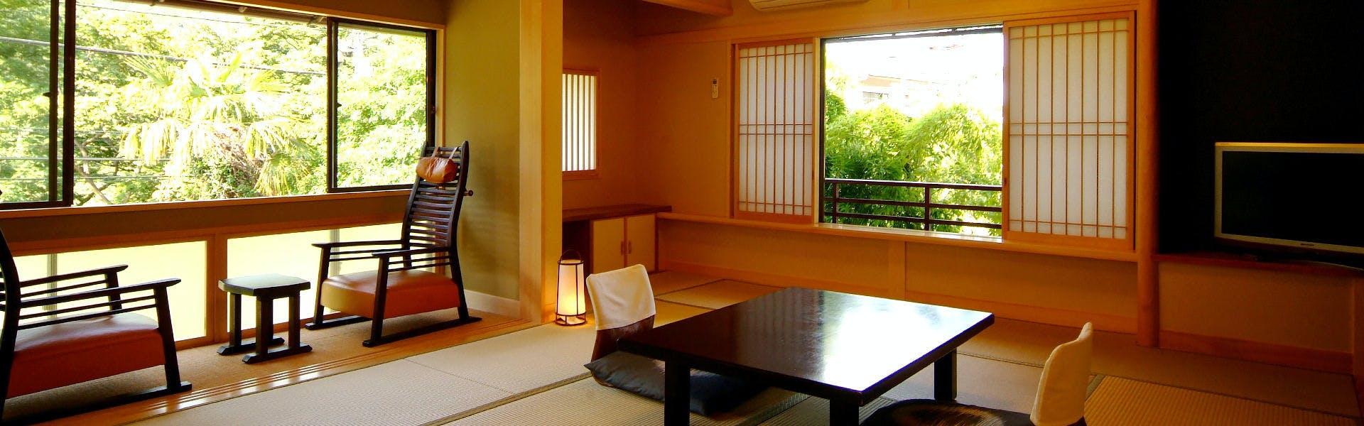 記念日におすすめのホテル・温泉旅館 湯さか荘の写真2