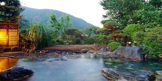 混浴庭園露天風呂